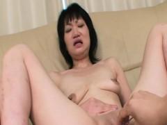 eri-kawasaki-sagging-breasts-jav-oldie-creampied