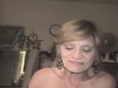 Dirty Blonde Street Whore Sucking Dick And Facial Cumshot