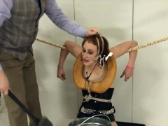 To Much Of Rope And Extreme Bdsm Submissive Banging
