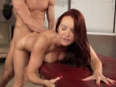 busty-redhead-massage-amateur-pussyfucked