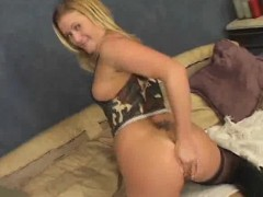 army chick loves atm – سكس طيز