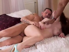 maxcuckold.com Husband And Friend Double Penetrate Cuckol