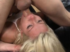 College Chick Layla Price Gets Face Fucked By Boyfriend