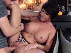 bigtitted mominlaw jerking and cocksucking