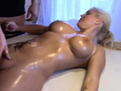 naughty-hotties net – bavarian chick oiled up vaginal anal f