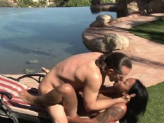 Lachere Brelle Pussy Licked By Stepdad