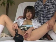 aizawa-japanese-babe-enjoys-exciting-pussy-pounding