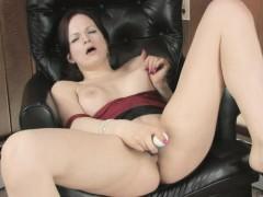 nasty-chick-uses-vibrator-to-gets-some-pleasure