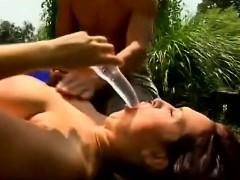 perv-caught-his-hot-neighbor-masturbating-in-her-backyard
