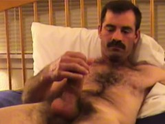 mature-man-mike-jerks-off