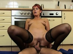 sexy-mature-in-laced-stockings-kitchen-anal-fuck