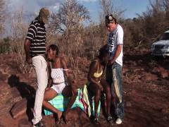 african-sex-safari-threesome-orgy
