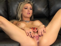 buxom blonde abbey brooks embarks on a wild adventure with a vibrator