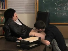 bad talk sexy gay porn first time it's time for detention and – Gay Porn Video