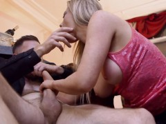 Creampie Euro Hottie Blow