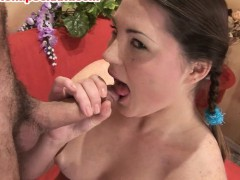 young-pigtailed-chubby-love-to-ride-cock