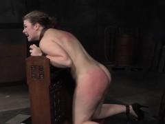 Lesbian Nun Strapon Fucks And Whips Sub Bitch