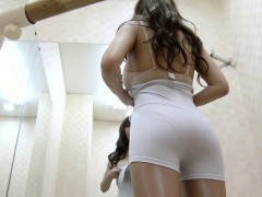 sexy-asian-brunette-with-a-nice-ass-is-unaware-she-s-being