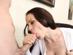 beautiful milf mckenzie lee seduced by her employee