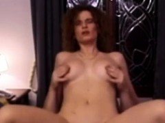 retro-redhead-pussypounded-before-cumshot