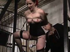 Slave Caroline Whipped By Master And Mistress Online