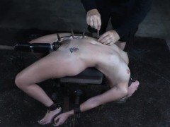 restrained-slut-toyed-with-custom-made-object