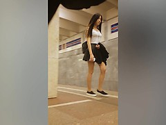 sexy-streetwalkers-are-stalked-by-a-peeping-tom-with-a-spyc