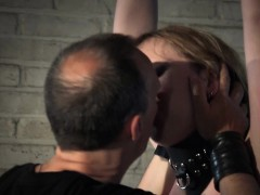 Rough And Brutal Fuck In Bondage Submission