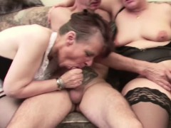 two-german-granny-in-porn-casting-with-stranger-grandpa