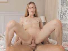 adorable-blonde-girl-loves-to-have-a-hard-pole-filling-her-honey-hole