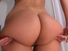 Big Booty Teen Ass Rimmed