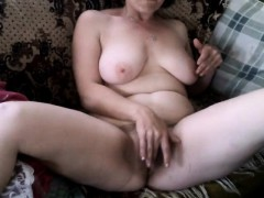 mature beauty sensual masturbation webcam
