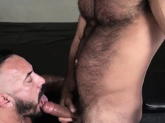 Mature Bear Barebacking Tight Ass Doggystyle