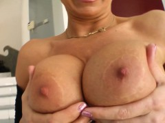 milf hot mature lady vinnie gets a nice dick fuck her