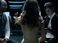 Evan Rachel Wood And Angela Sarafyan Naked