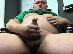 Cumming At The Office On My Experience