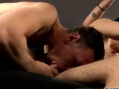 Anal Sex Stimulation Videos And Porn Muscle Gay On Bed Photo