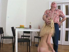 old-crock-enjoys-fucking-young-juicy-beauty-doggy-position