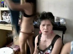 Granny About The Cam