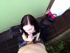 fucking-glasses-out-of-town-gal-fucked-outside