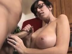giant titted secretary giving hanj melina from 1fuckdatecom