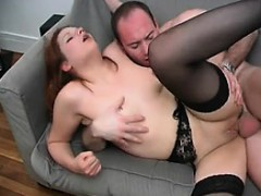 French Redhead Hunny Gets Her Ass Melania From 1fuckdatecom