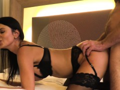 Ania Kinski In Raw Anal Date Busty Milf & Hung Stud