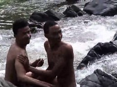 sexy-latinos-strip-naked-and-go-skinny-dipping