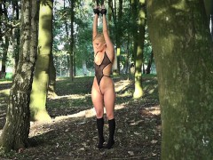 Candee Licious Punished Teen In Kinky Dbsm