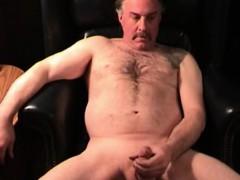 Mature Amateur Robert Jacking Off