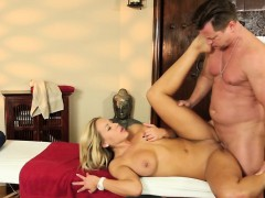 duped massaged babe sperm