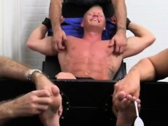 Sexy Gay Twinks Porn Johnny Gets Tickled Naked