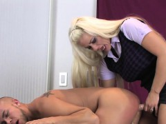 Teenies Drill Men Butthole With Enormous Strap-ons And Splas