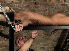 Suit And Tie Male Bondage Gay But The Bone Torment Hasn't Fi
